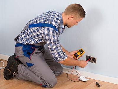 Elektriker und Installateure