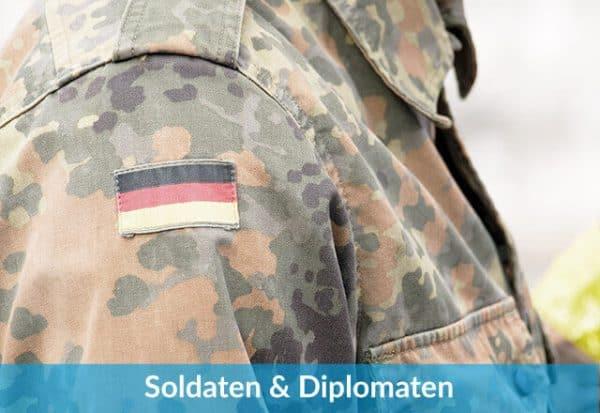 Soldaten- & Diplomaten-Umzüge