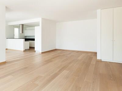 Übergabefertige und besenreine Wohnungsvorbereitung